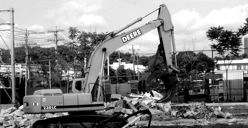 environmental demolition services