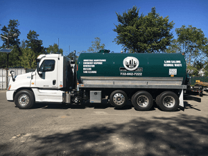 Introducing Our New Liquid Vacuum Truck!