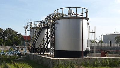 tank decontamination